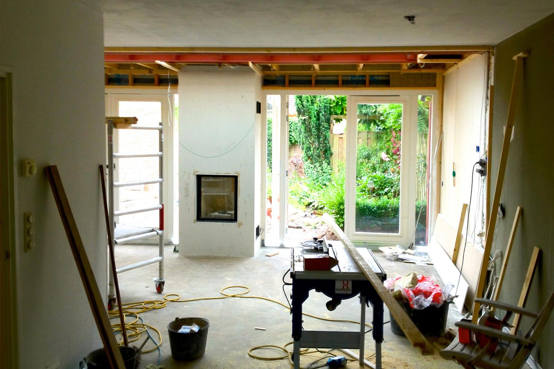 Verbouwen ml interieur architectuur regio zwolle en almelo for Interieur architectuur