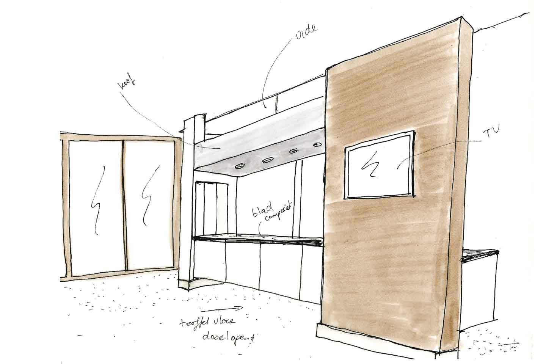 Visie ml interieur architectuur binnenhuisarchitect borne for Interieur architectuur